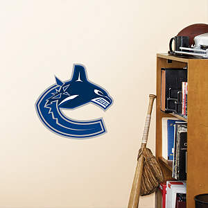 Vancouver Canucks Teammate Fathead Decal