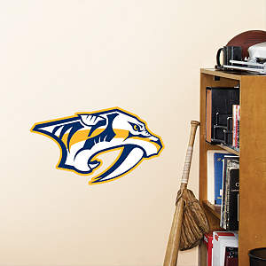Nashville Predators Teammate Fathead Decal