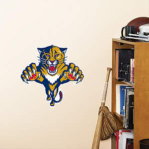 Florida Panthers Teammate Fathead Decal