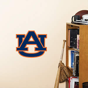 Auburn Tigers Teammate Fathead Decal