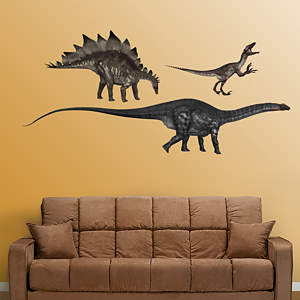 Dinosaurs Group One Fathead Wall Decal
