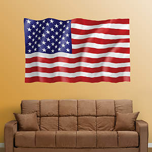 Jumbo Flag of the United States Fathead Wall Decal