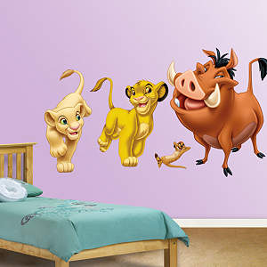 The Lion King Fathead Wall Decal
