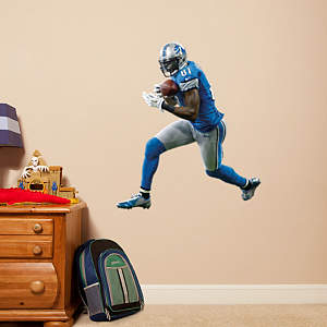 Calvin Johnson - Fathead Jr Fathead Wall Decal