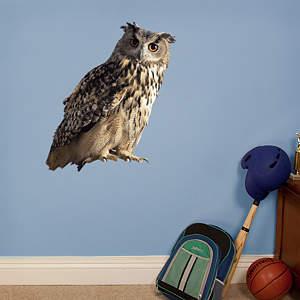 Owl - Fathead Jr Fathead Wall Decal