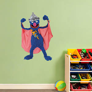 Super Grover - Fathead Jr Fathead Wall Decal