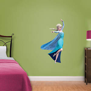Snow Queen Elsa - Fathead Jr Fathead Wall Decal