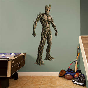 Groot Fathead Wall Decal