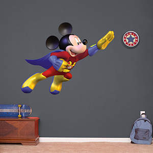 Mickey Mouse - Super Adventure Fathead Wall Decal