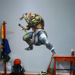 Michelangelo - TMNT Movie Fathead Wall Decal