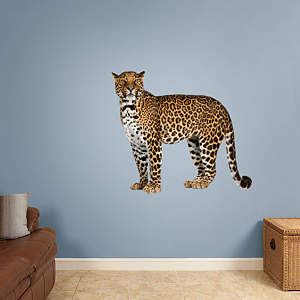 Jaguar Fathead Wall Decal
