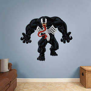 Venom - Ultimate Spider-Man Fathead Wall Decal