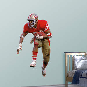 Roger Craig Fathead Wall Decal