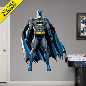 Vinyl Wall Decal of Batman from Fathead