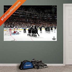 Los Angeles Kings Stanley Cup Celebration Mural Fathead Wall Decal