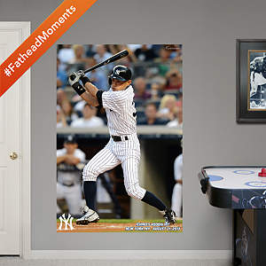 Ichiro 4000th Hit Mural Fathead Wall Decal