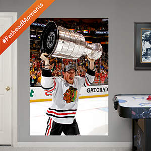 Andrew Shaw: 2013 Stanley Cup Hoist Mural Fathead Wall Decal