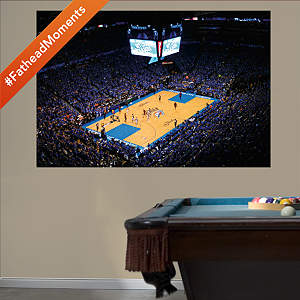 Oklahoma City Thunder 2012 NBA Finals Stadium Mural Fathead Wall Decal