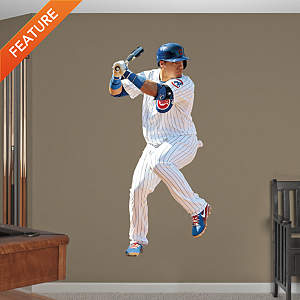 Javier Baez Fathead Wall Decal