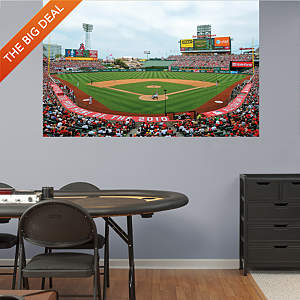 Inside Angel Stadium of Anaheim Mural Fathead Wall Decal