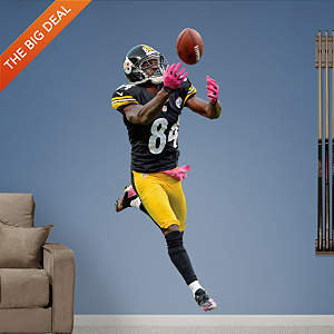 Antonio Brown Fathead Wall Decal