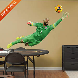 Tim Howard - Diving Save Fathead Wall Decal