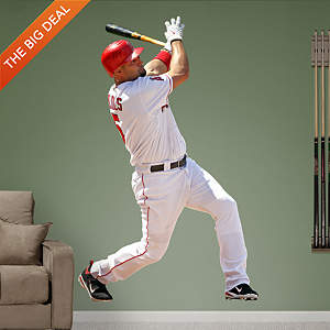 Albert Pujols Fathead Wall Decal