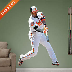 Adam Jones - No. 10 Fathead Wall Decal