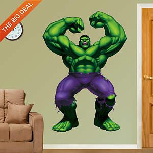 The Incredible Hulk Fathead Wall Decal