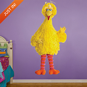 Big Bird Fathead Wall Decal