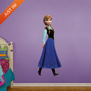Anna Fathead Wall Decal