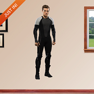 The Hunger Games: Catching Fire - Peeta Fathead Wall Decal