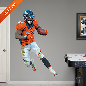 Knowshon Moreno - No. 27 Fathead Wall Decal