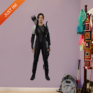 The Hunger Games: Catching Fire - Katniss Fathead Wall Decal