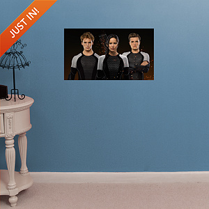 The Hunger Games: Catching Fire Tributes Mural Fathead Jr Fathead Wall Decal