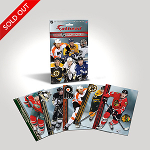 NHL 2013 Tradeables Single Pack Fathead Wall Decal