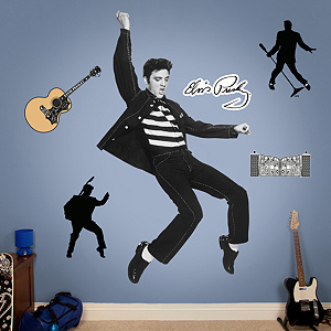 Elvis Presley – Jailhouse Rock Fathead Wall Decal