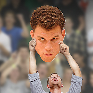 Blake Griffin Big Head Cut Out