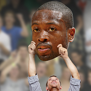 Dwyane Wade Big Head