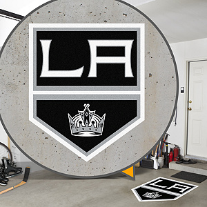 Los Angeles Kings Street Grip Outdoor Graphic