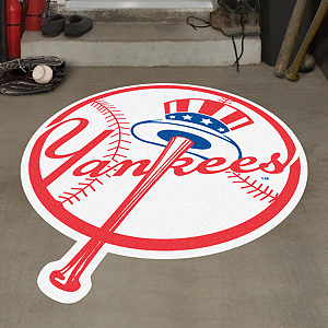 New York Yankees Street Grip Outdoor Graphic