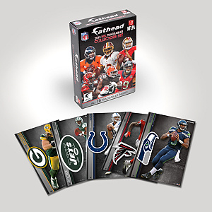 NFL 2013 Tradeables Complete Set Fathead Wall Decal