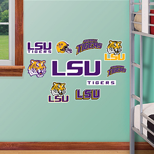 LSU Tigers - Team Logo Assortment