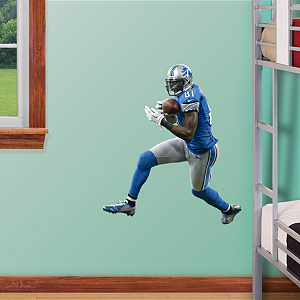 Calvin Johnson Jr. - Fathead Jr. Fathead Wall Decal