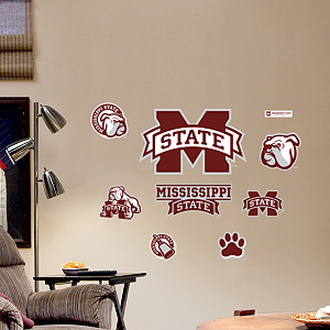 Mississippi State Bulldogs - Team Logo Assortment