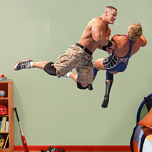 John Cena Shoulder Block