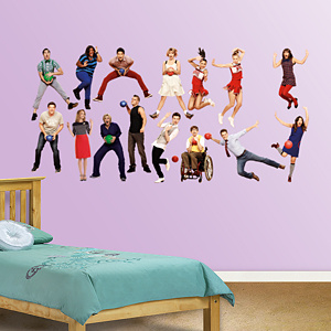 Glee Collection  Fathead Wall Decal