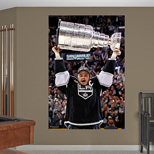Dustin Brown Stanley Cup Mural