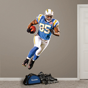 Antonio Gates AFL Fathead Wall Decal
