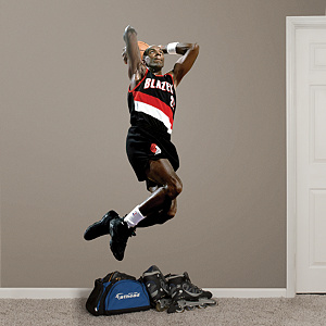 Clyde Drexler Fathead Wall Decal